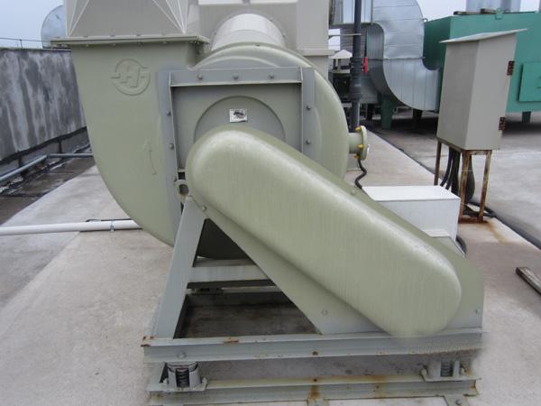 酸雾处理耐腐蚀风机