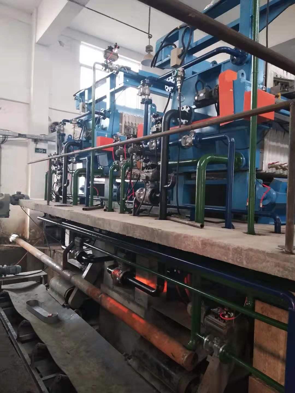 合肥马钢板材水厂污泥深度脱水