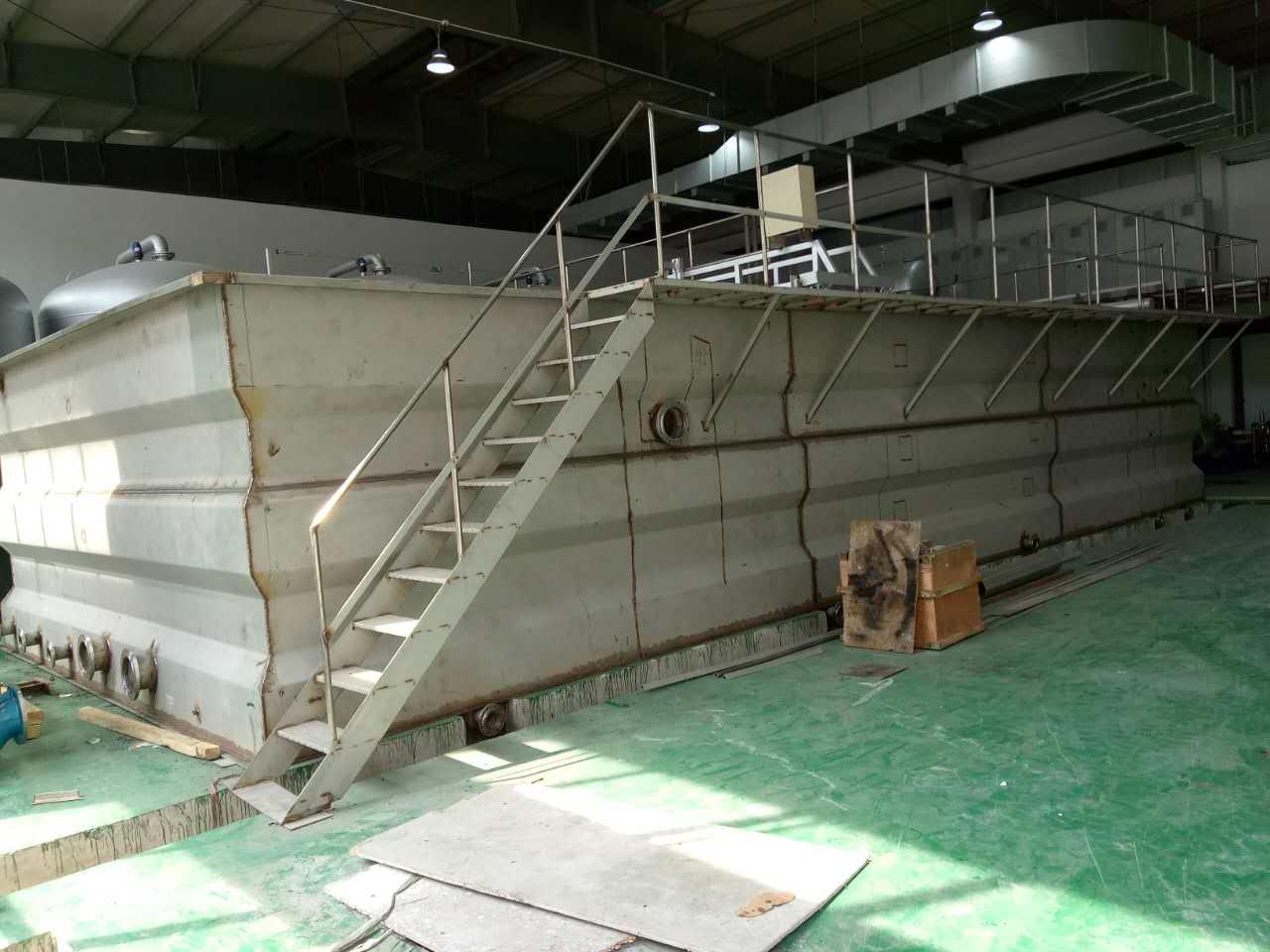 杭州誉球减速机清洗废水